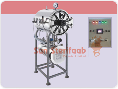 Steam Sterilizer.